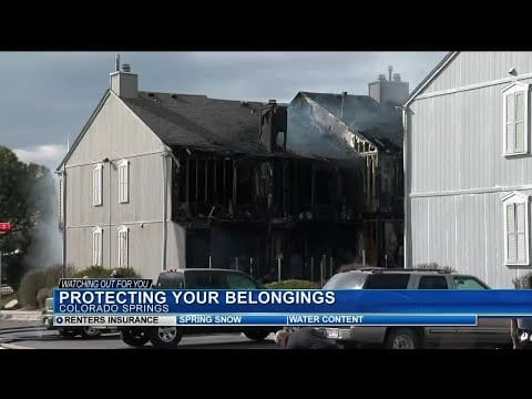 Agencies Explain Importance Of Renter S Insurance In Event Of Fire