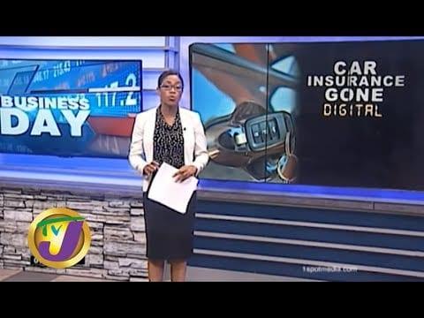 TVJ Business Day: Car Insurance Gone Digital - November 18 ...